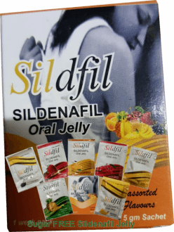 Kamagra Jelly alternative Sildenafil Sucre GRATUIT 100 mg