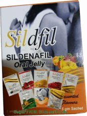 Kamagra Jelly alternative Sildenafil Sugar FREE  100 mg